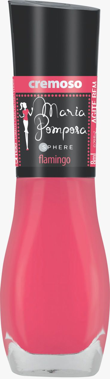 Esmalte Maria Pomposa Flamingo