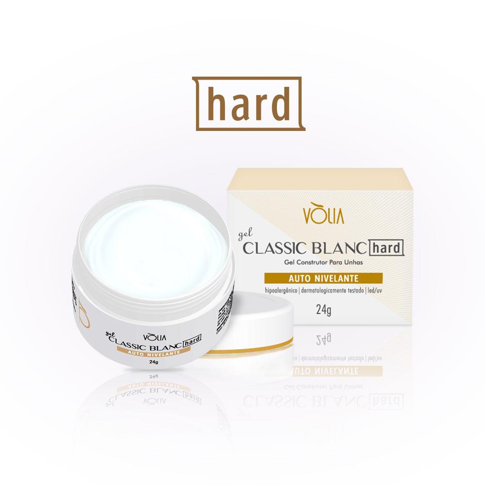 Gel Volia Classic Blanc Hard 24gr - Original