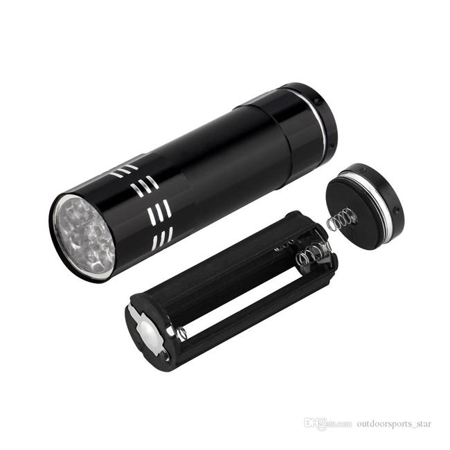 Lanterna UV para Secagem de Alongamento de Unhas