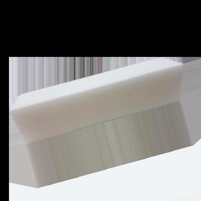 Lixas Bloco Polidora Unhas Acrílico Gel Porcelana