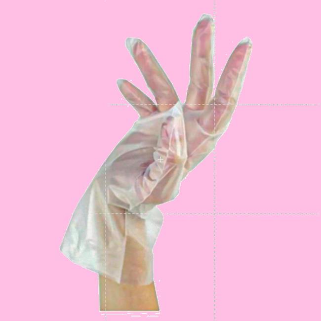 Luva Viniflex Tamanho G Vabene 100 Unidades