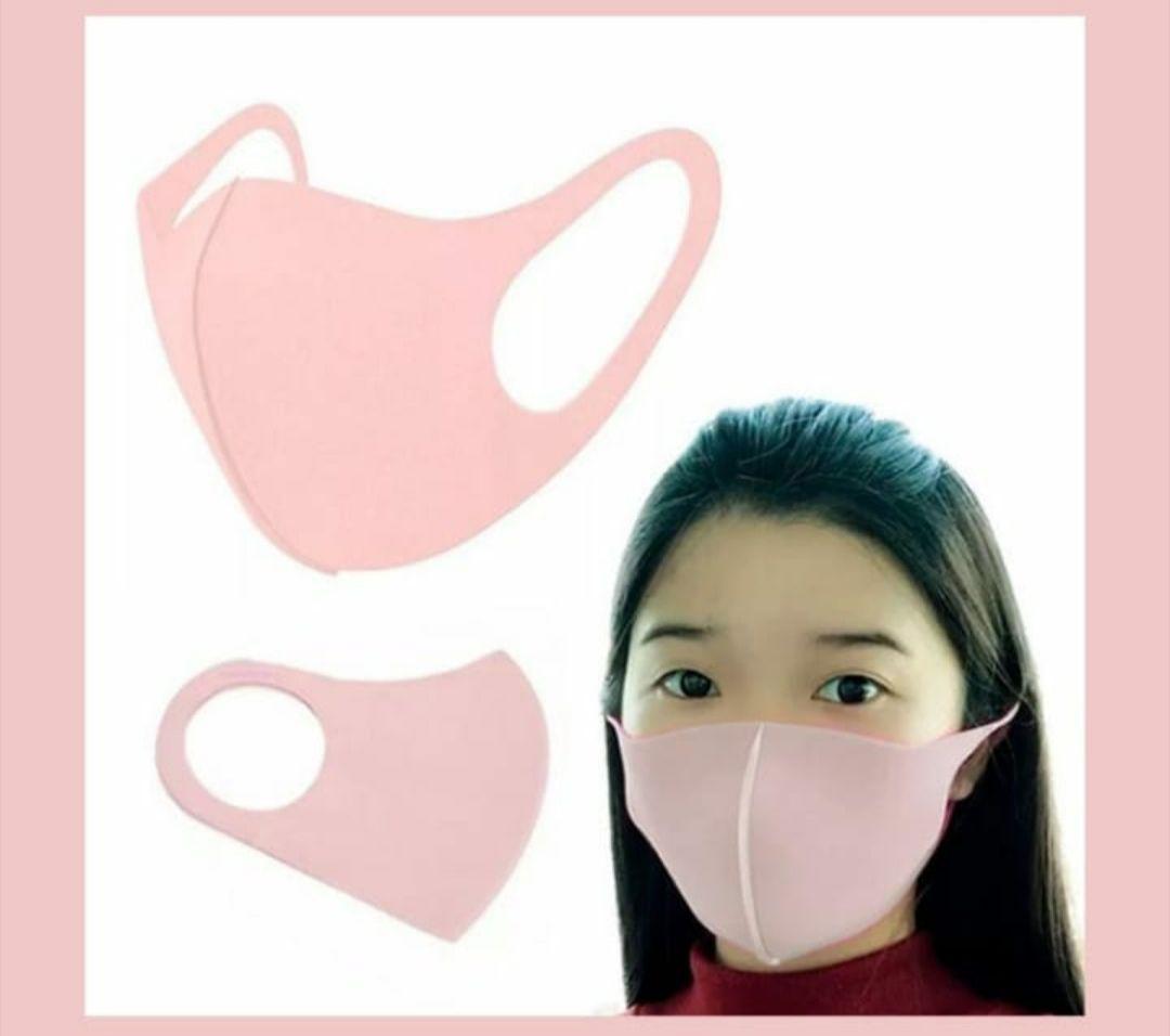 Máscara ninja com 6 unidades