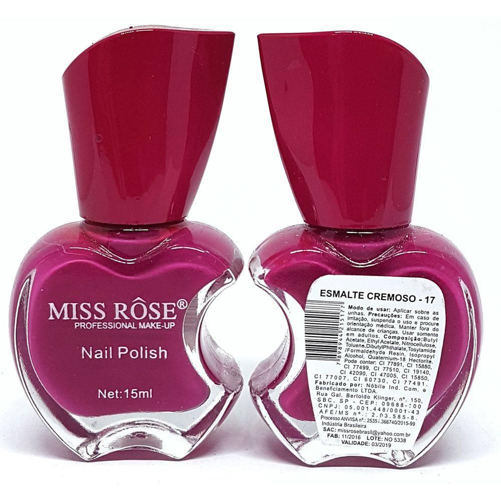Miss Rose 17