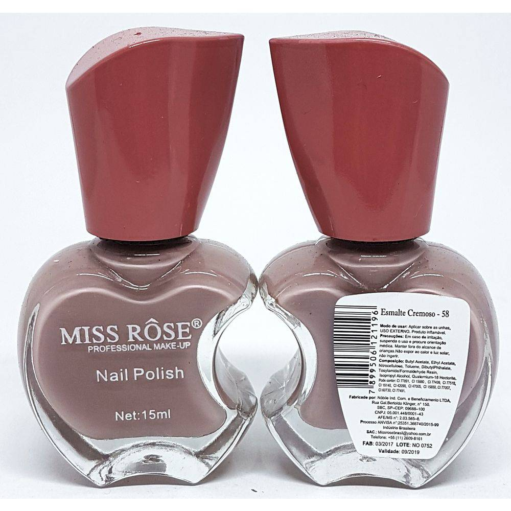 Miss Rôse 58