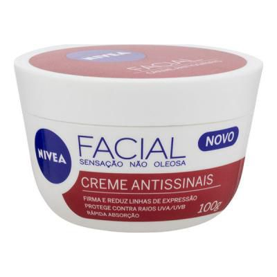 Nivea Facial Creme Antissinais 100g