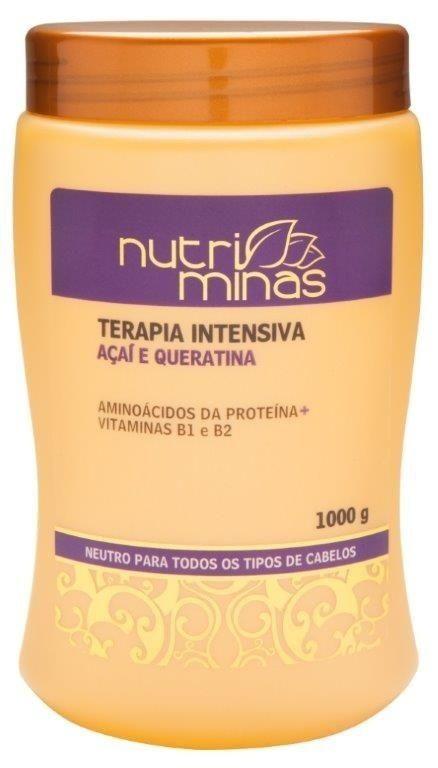 Nutri Minas Terapia intensiva açaí 1000g