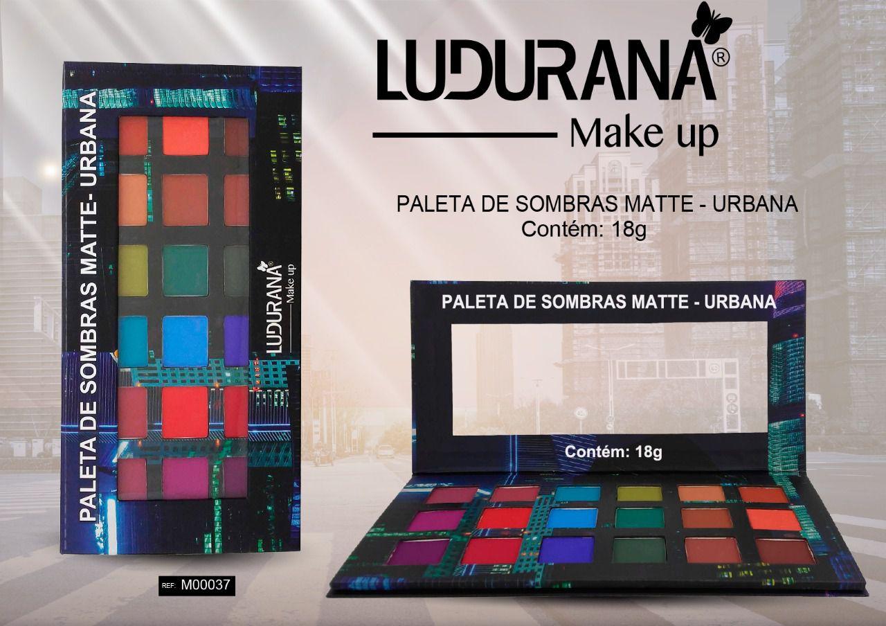 Paleta de sombra Urbana Ludurana