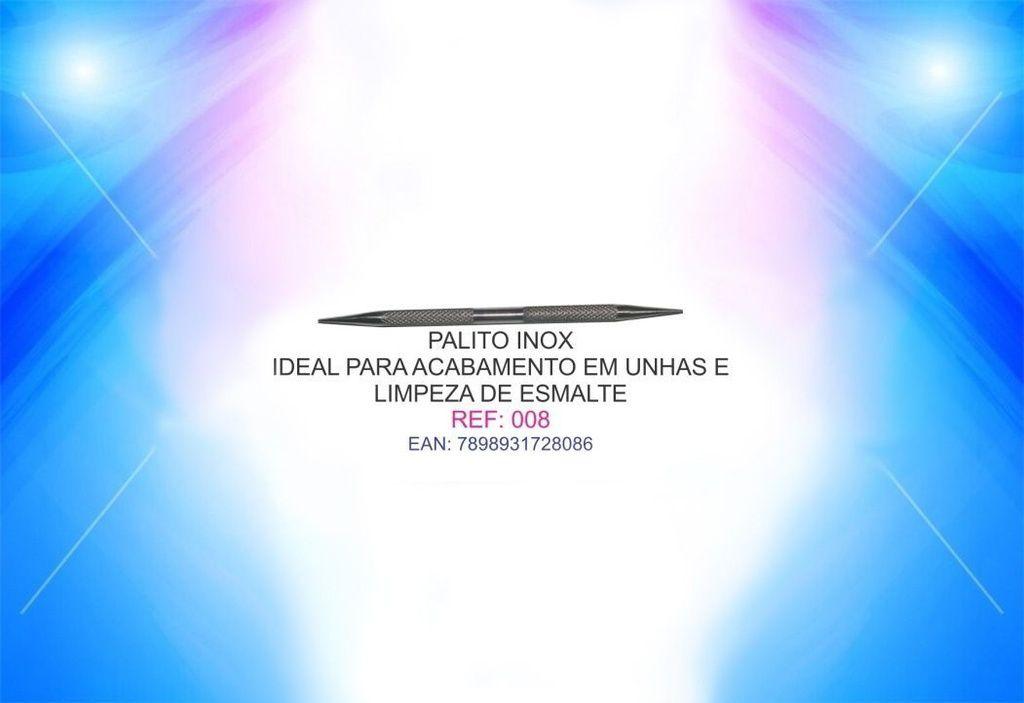 Palito Aço Ponta Dupla