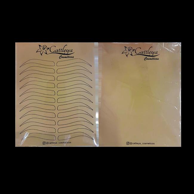 Pele Artificial Treino Microblading Designer de Sobrancelha