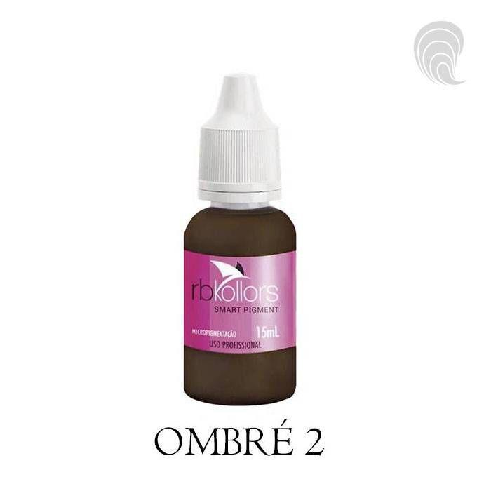 Pigmento Rb Kollors 15ml - Ombre 2