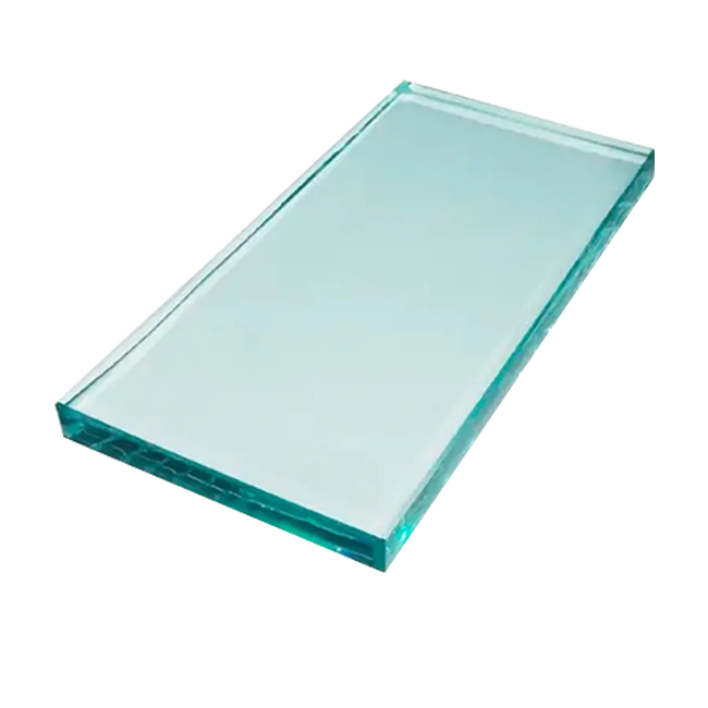 Placa de Vidro para Abrir Fibra