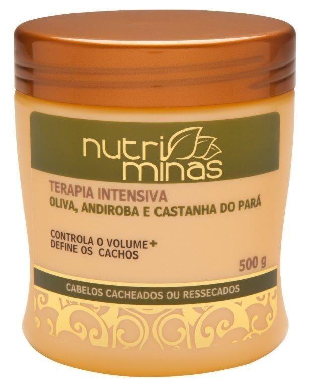 Nutriminas Terapia intensiva oliva 500g