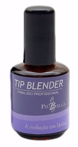 Tip Blender Piu Bella Para Unhas 15 Ml