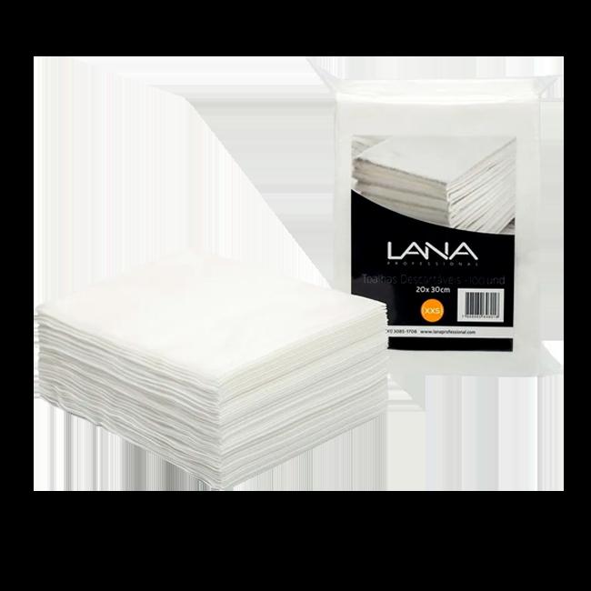 Toalha Descartável Lana XXS para Autoclave 20x30 50 Unidades