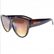 Óculos De Sol Mackage Feminino Acetato Redondo Jacko Retro Feminino - Marrom