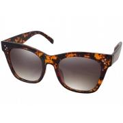 Óculos De Sol Tilit Feminino Acetato Oversize Retrô - Tarta