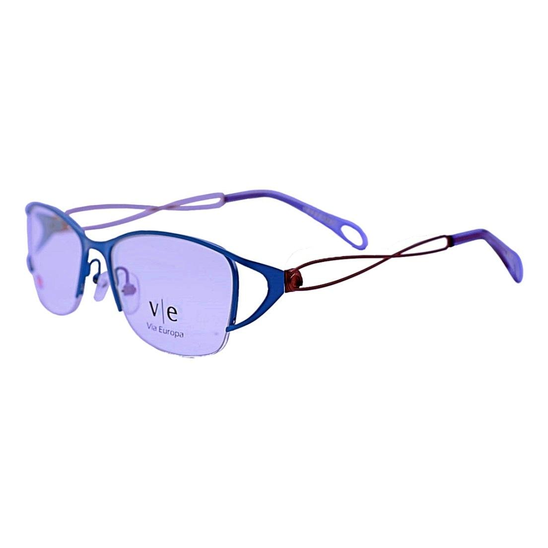 Armação Óculos De Grau Mackage Feminino Infantil Retangular - Verde Agua