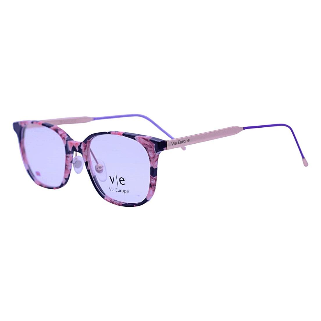 Armação Óculos De Grau Mackage Feminino Gateado Retangular - Flowers