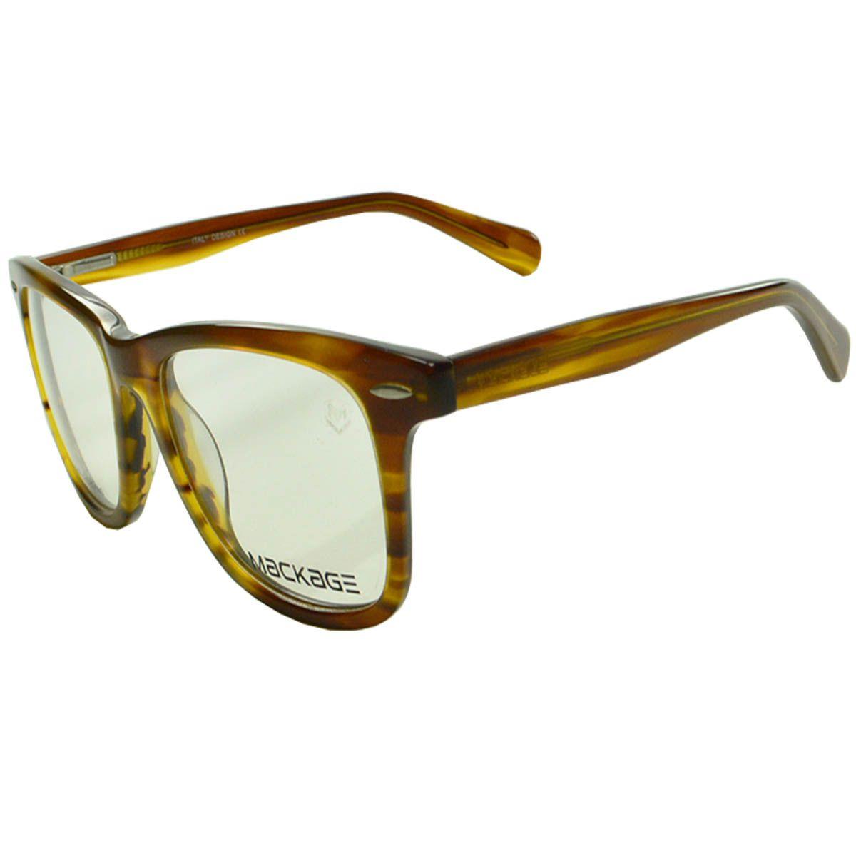 Armação Óculos de Grau - Mackage Mk3014 59a40fb8dc