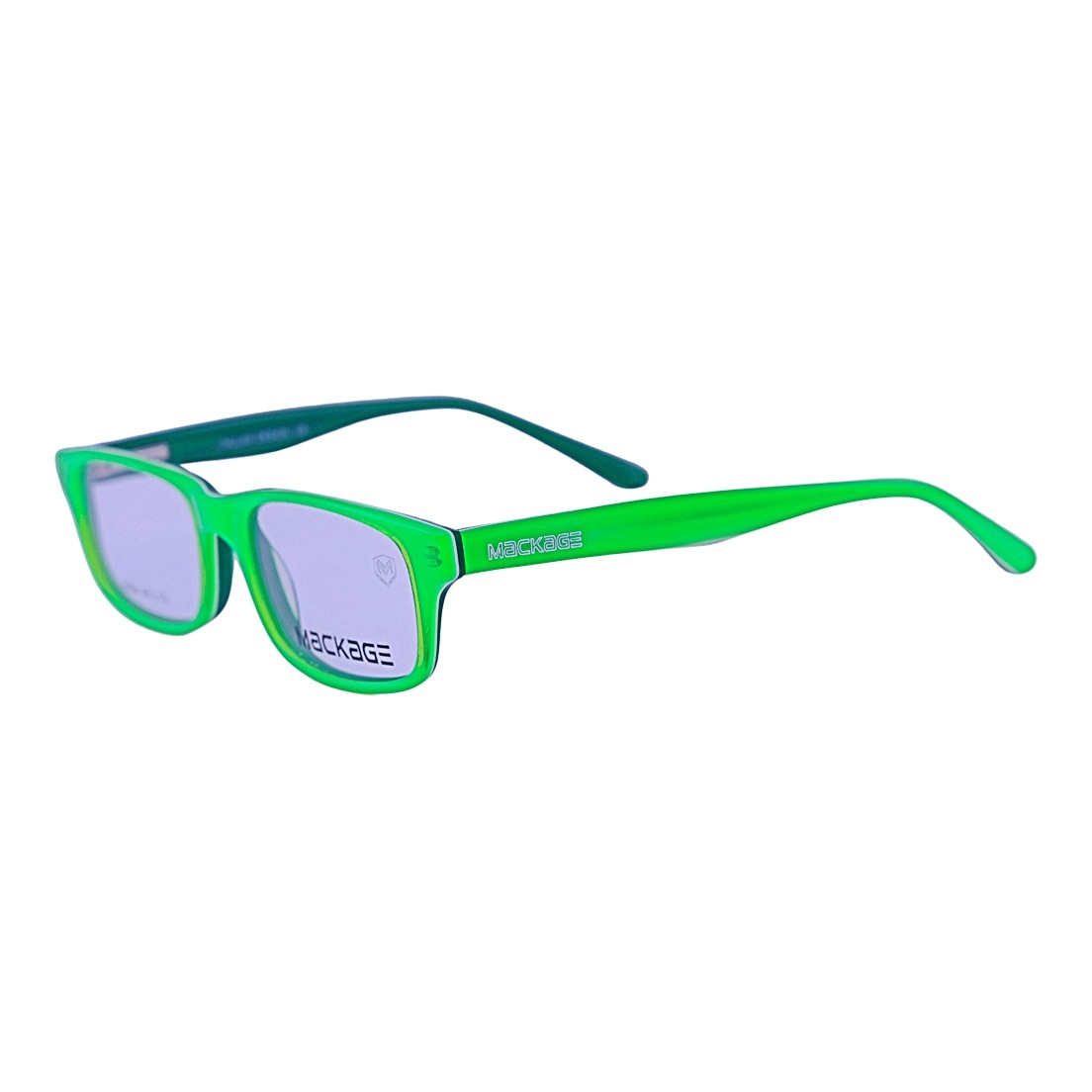 Armação para Óculos De Grau Infantil Mackage - Verde