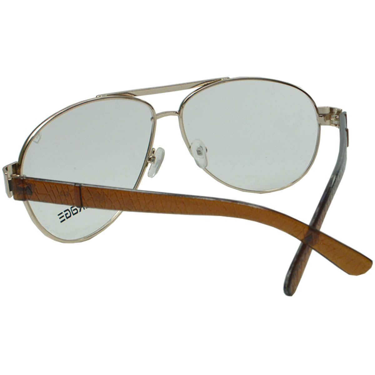 6df71684a76c7 Armação Para Óculos De Grau - Mackage MKA503 Dourado