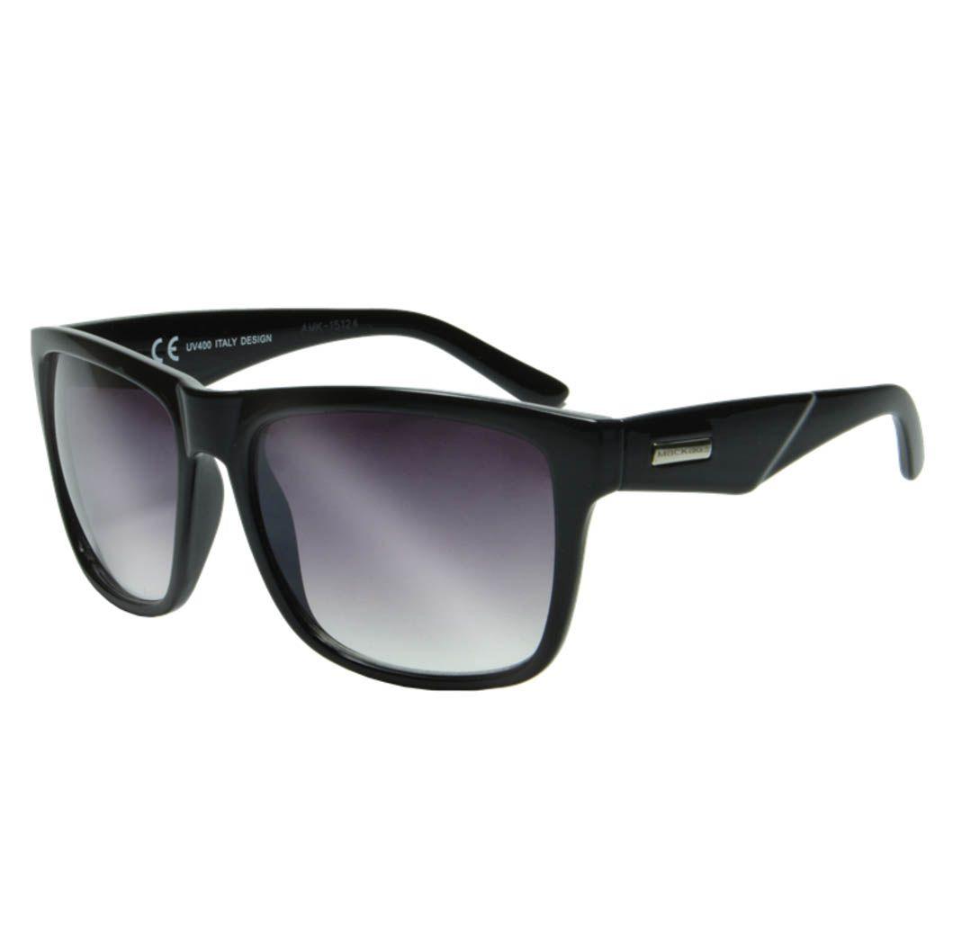 Óculos de Sol Esportivo Mackage AMK15.124 - Preto