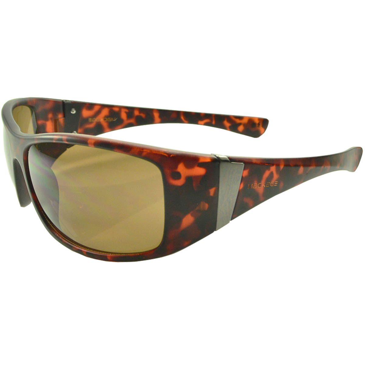 Óculos de Sol Mackage Unissex Acetato Esportivo - Tarta