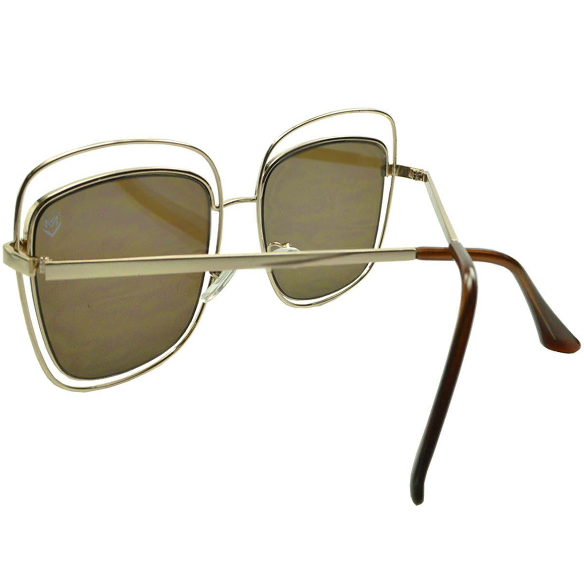 Óculos de Sol Feminino Mackage MK01587A