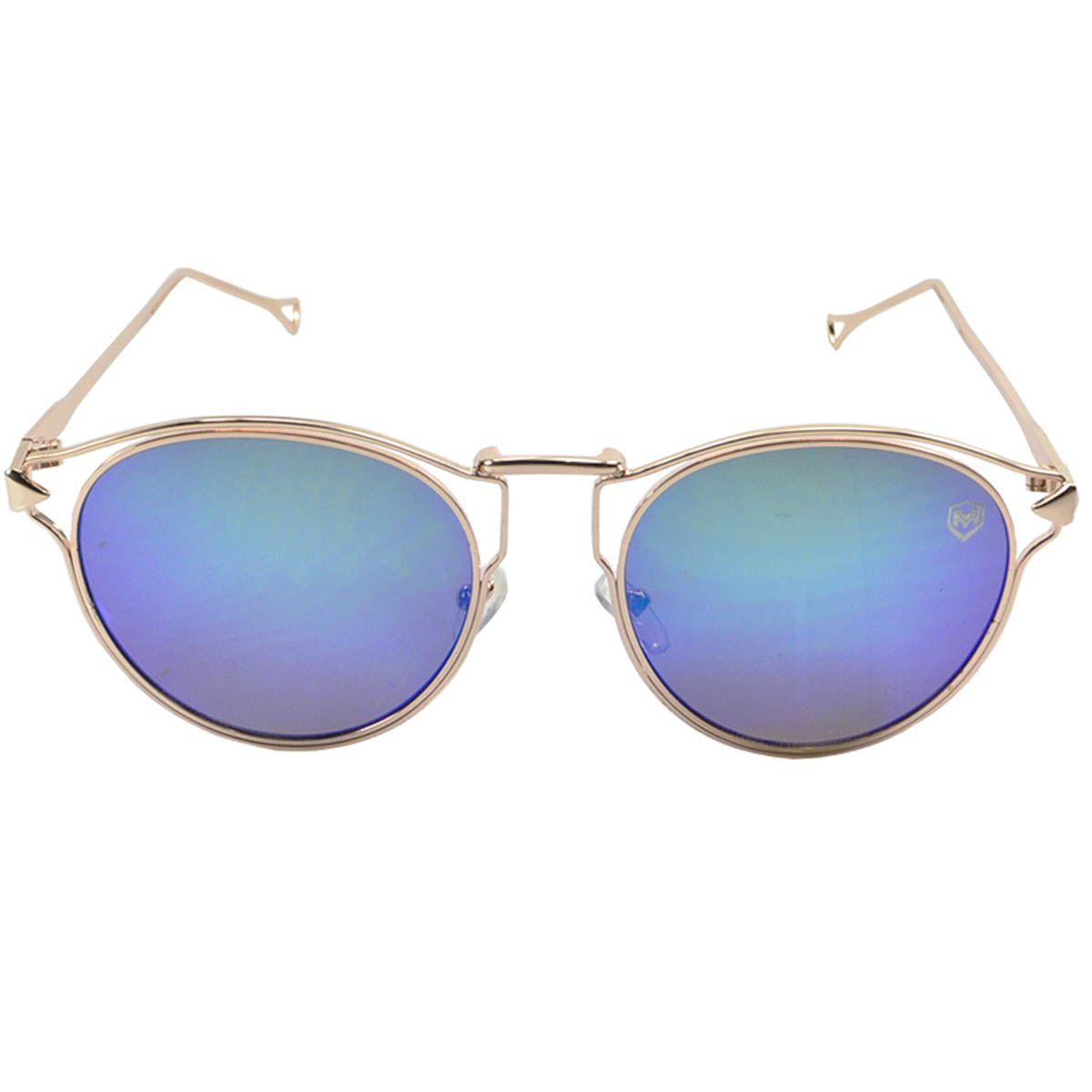 Óculos de Sol  Feminino Mackage MK1551A Azul