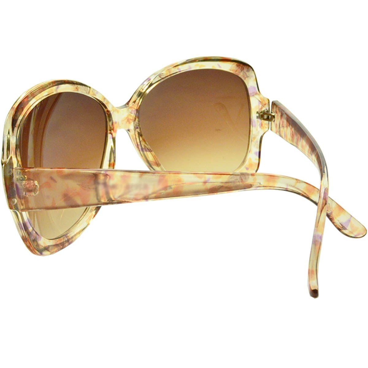 Óculos de Sol Feminino Mackage MK2124F Floral