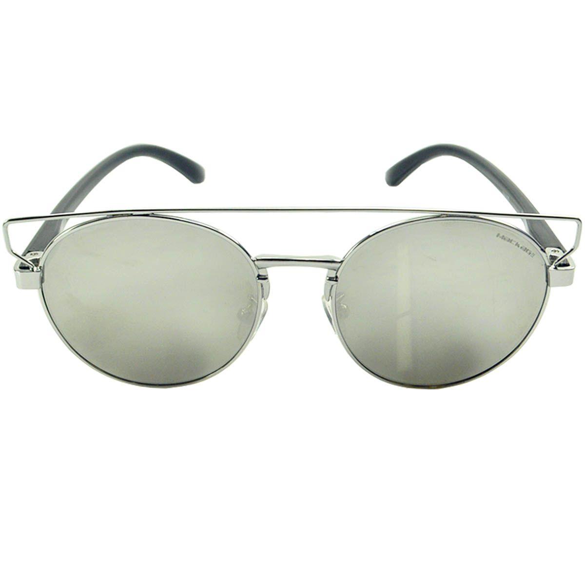 Óculos de Sol Feminino Mackage MK2128P Prata