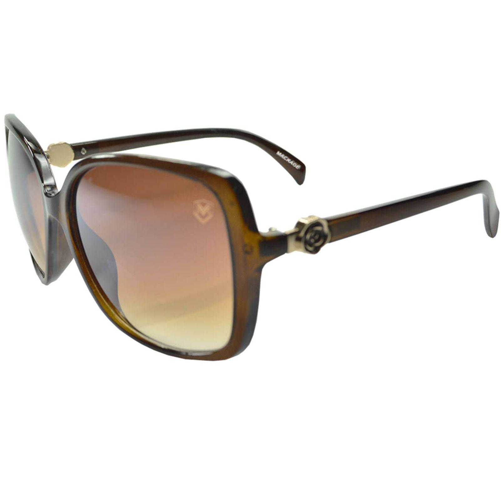 c4ee9f661 Óculos de Sol Feminino Mackage MK2604