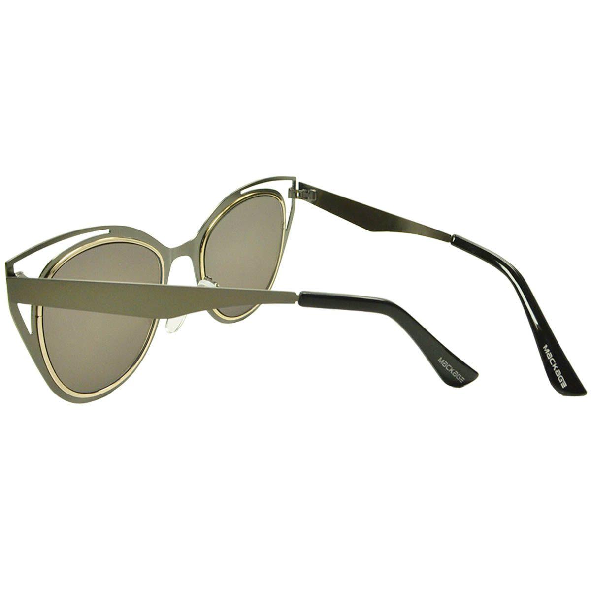 Óculos de Sol Feminino Mackage MK3057G Grafite