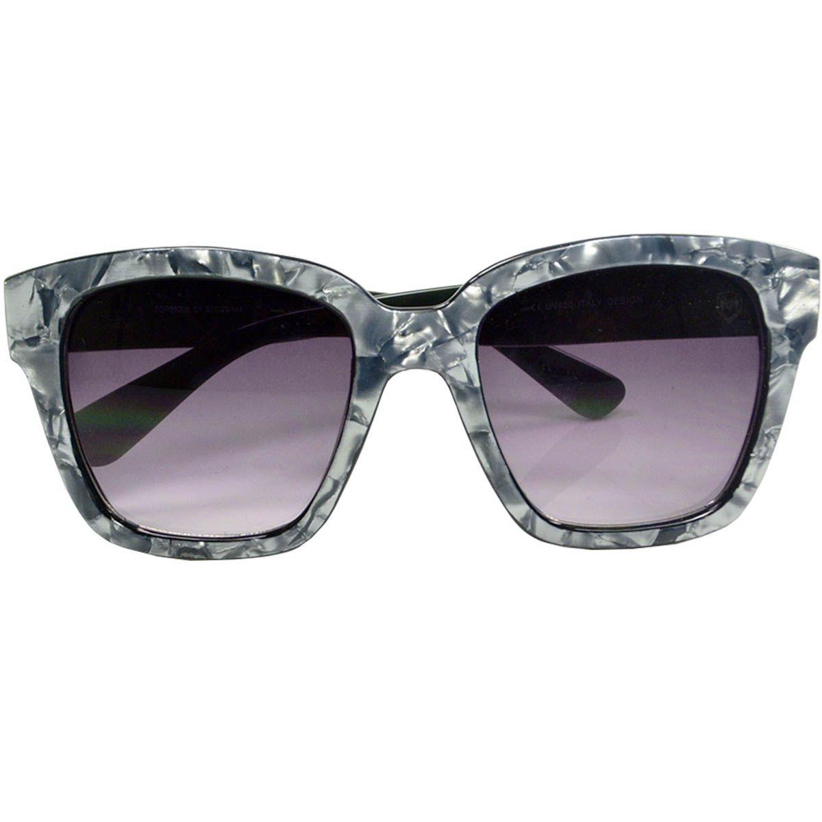 Óculos de Sol Feminino Mackage MK86005 Mármorizado