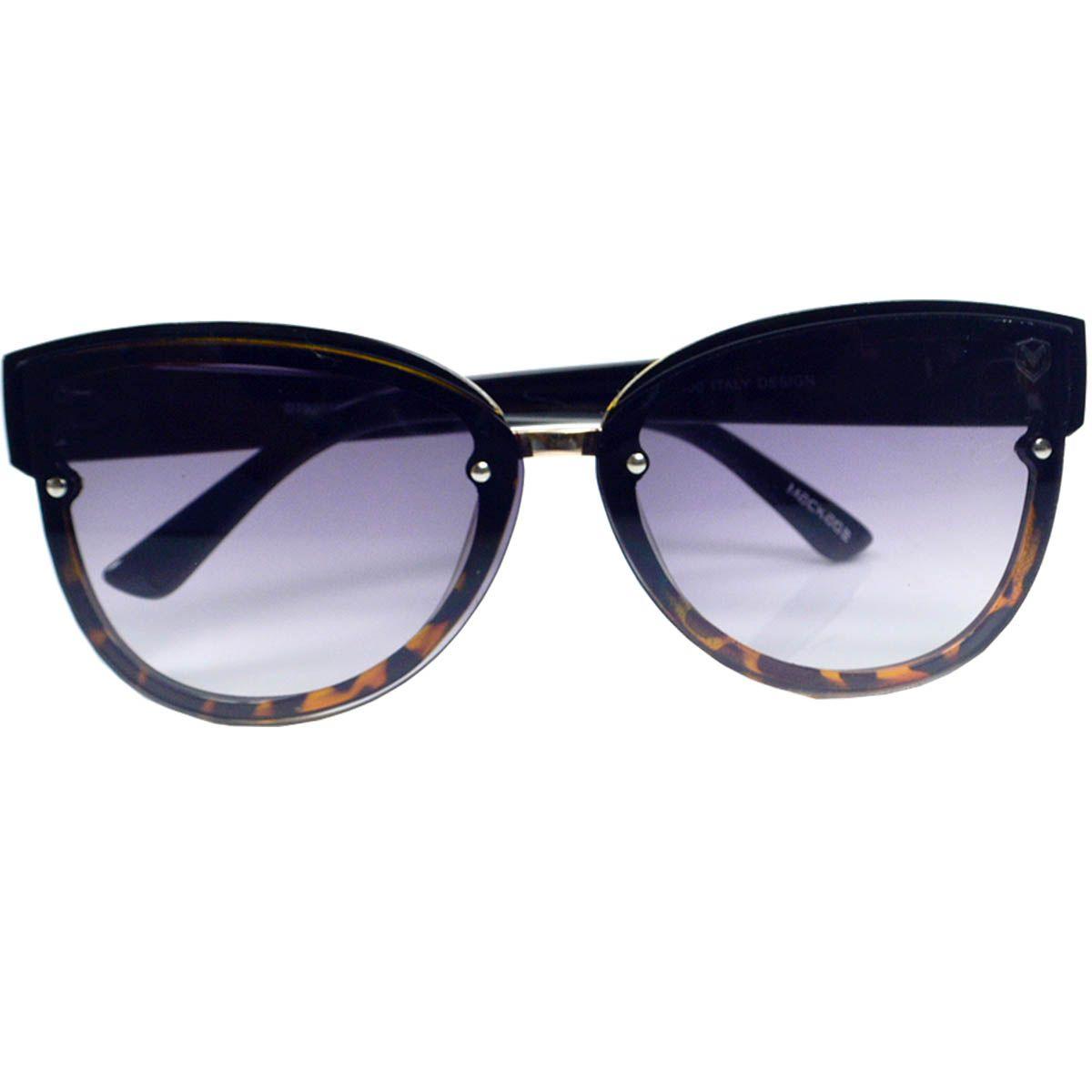 91d846b34f523 ... Óculos de Sol Feminino Mackage MK92011PT Preto Tarta - Mackage ...