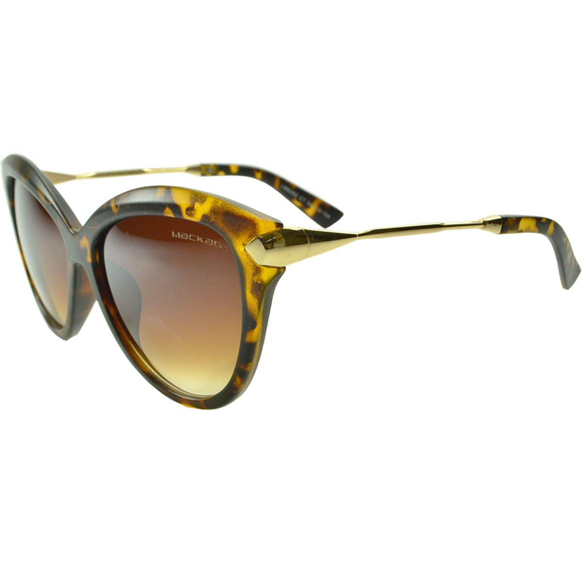 78b02f60a8e79 Óculos de Sol Feminino Mackage MK9282T Tarta