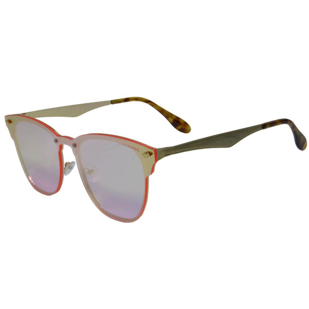 Óculos de Sol Feminino Mackage MMK18131321C37 - Dourado