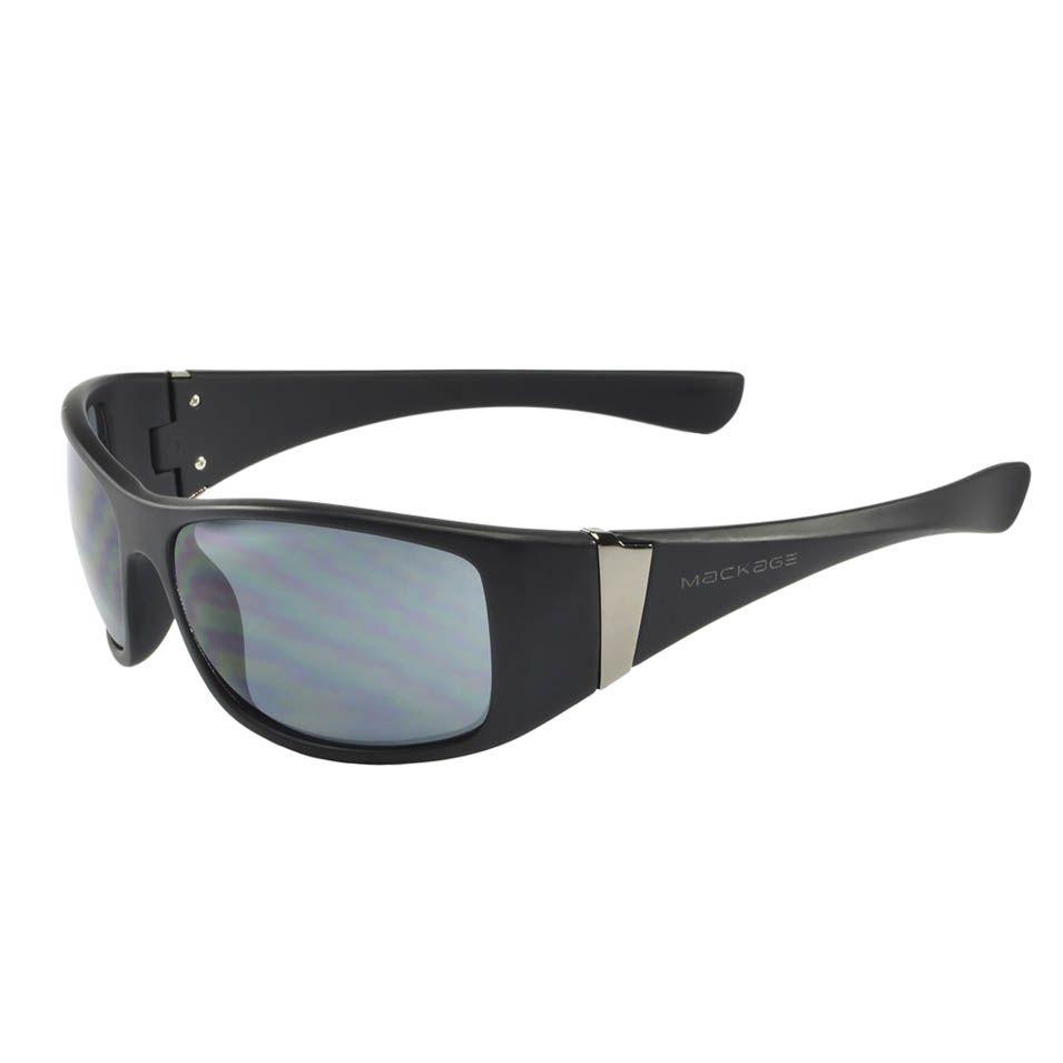 4b8ba9173 Óculos de Sol Esportivo Mackage AMK17464 Preto