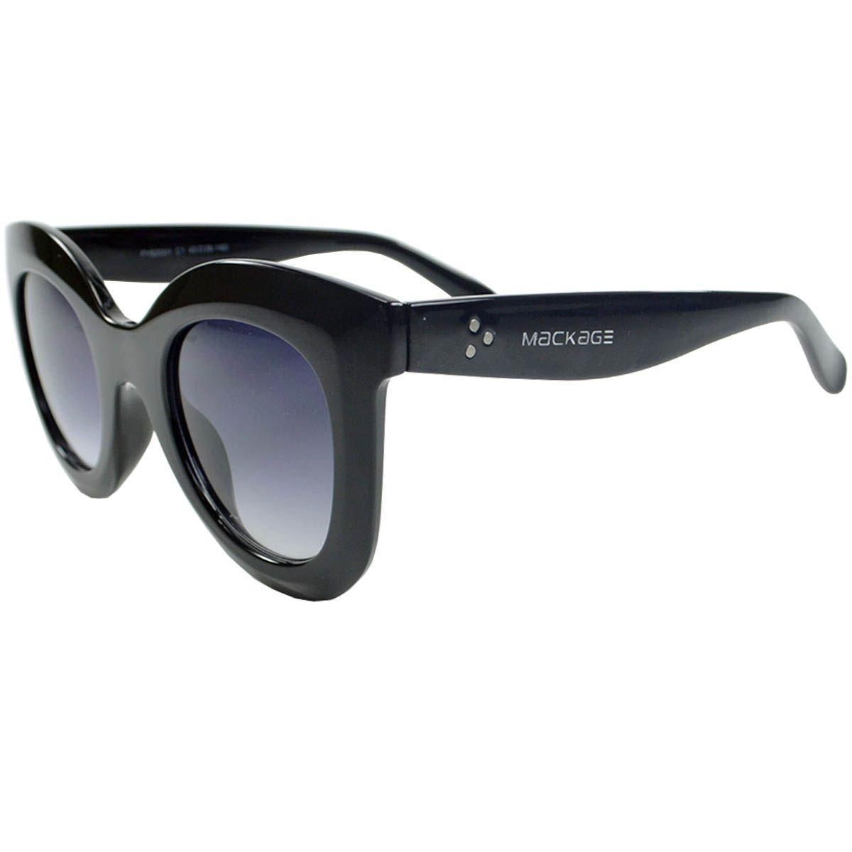 Óculos de Sol Mackage AMK18110101C53 - Preto