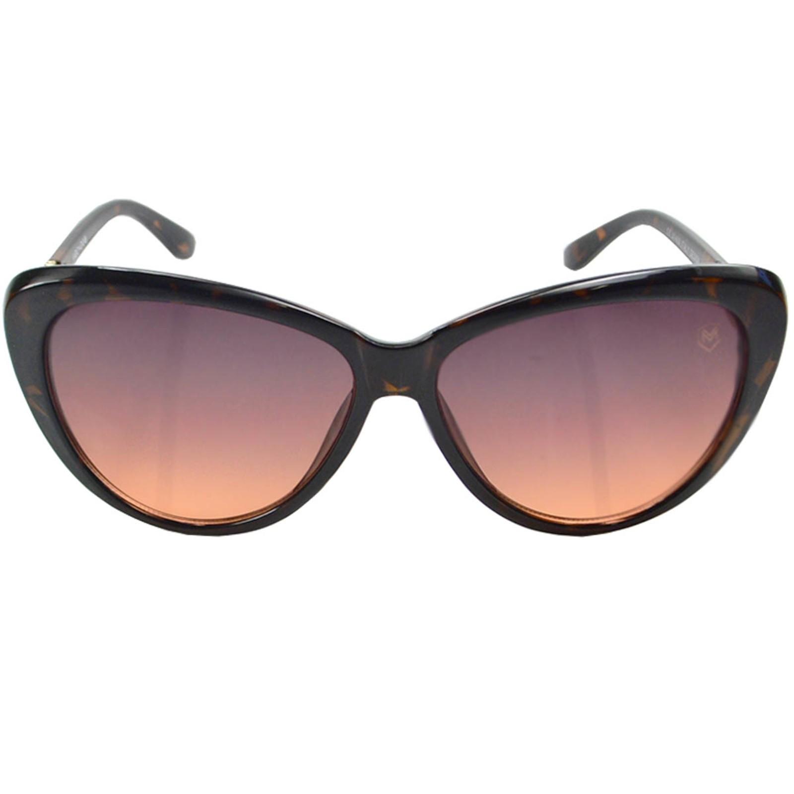 Óculos De Sol Mackage Feminino Acetato Gateado - Tartaruga