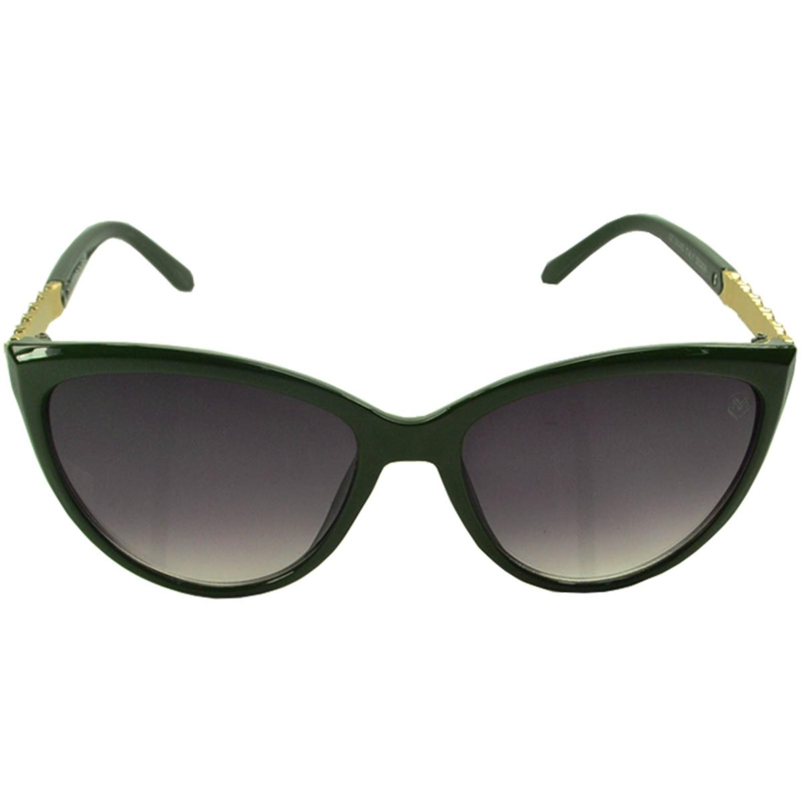 Óculos De Sol Mackage Feminino Acetato Gateado - Verde