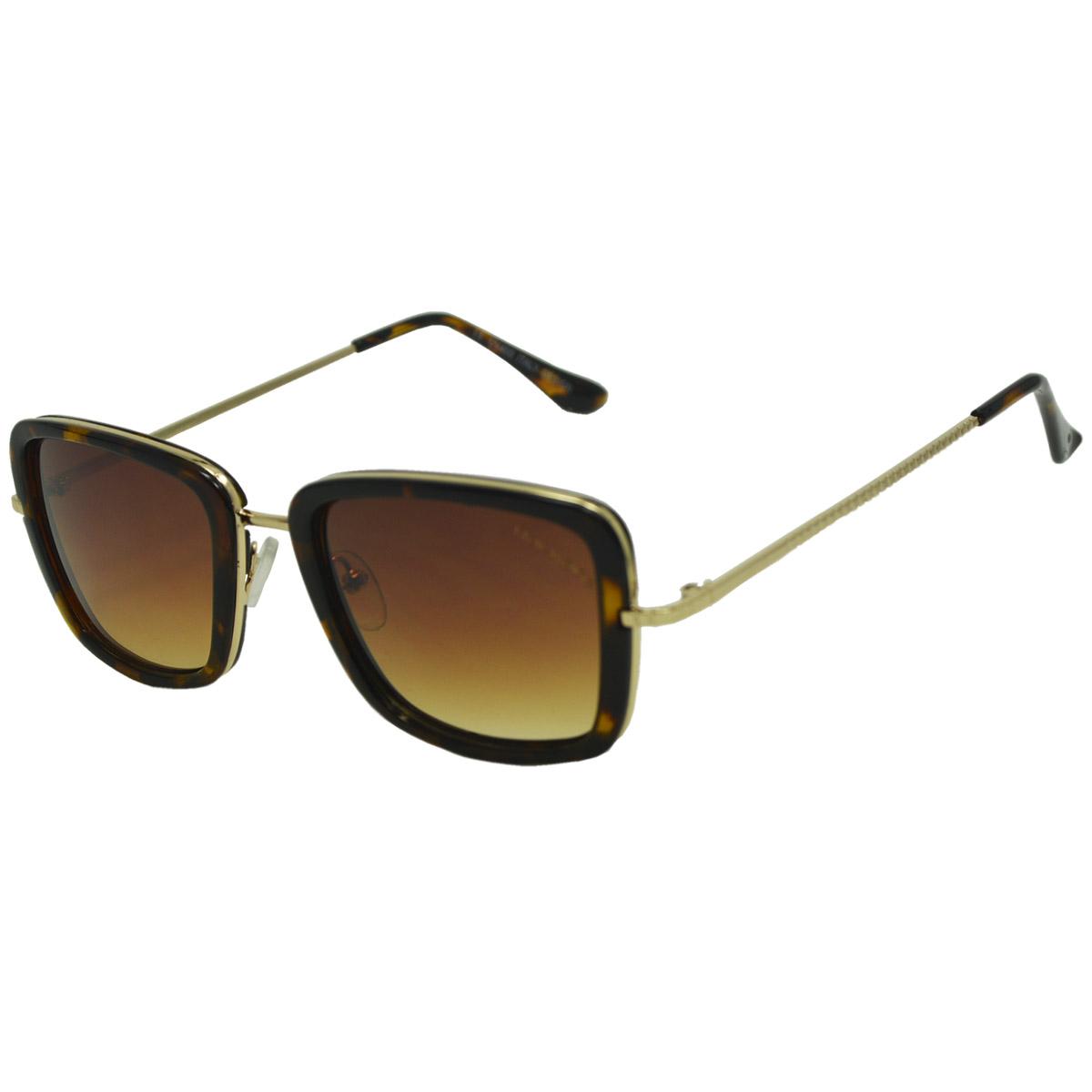 Óculos De Sol Mackage Feminino Metal/Acetato Quadrado