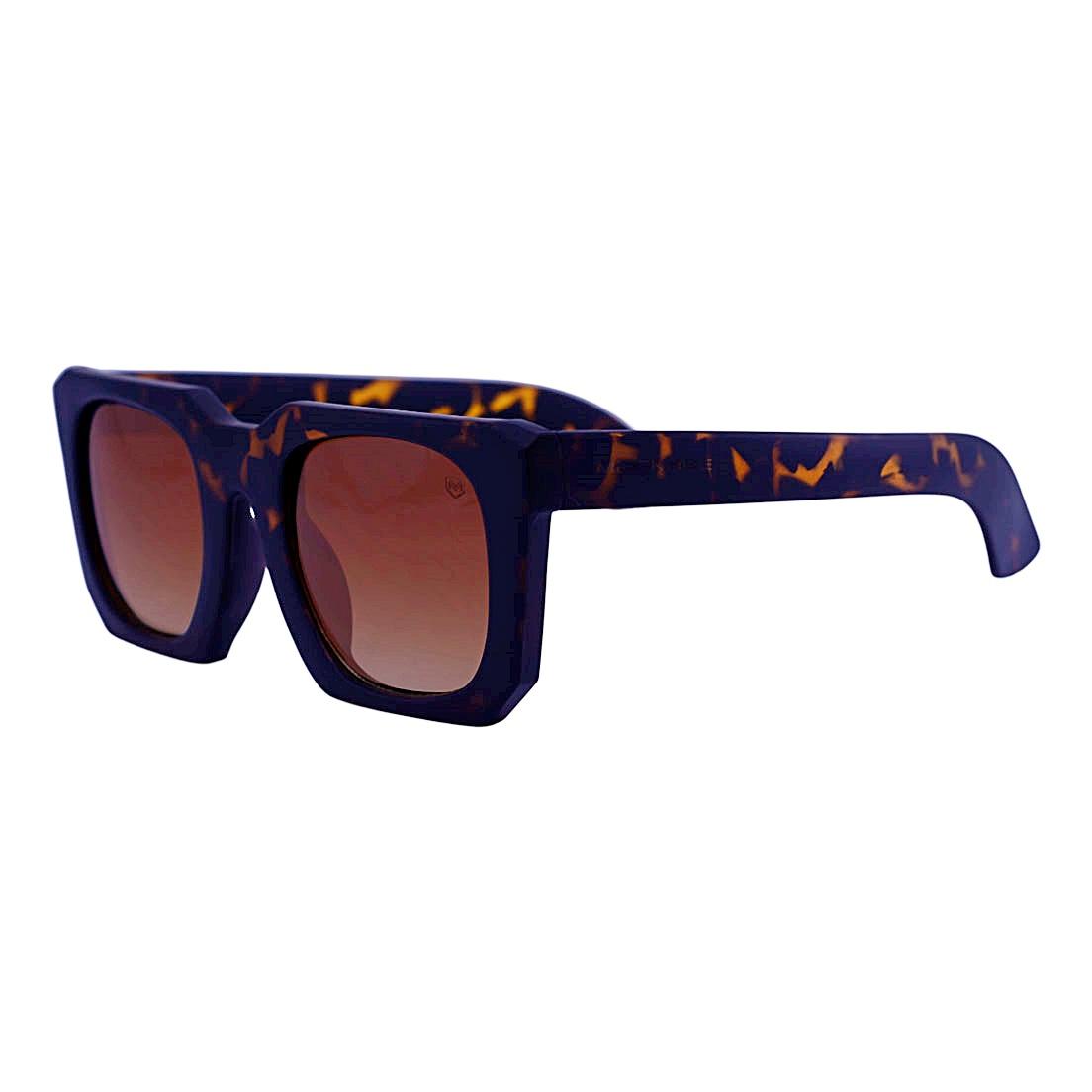 Óculos De Sol Mackage Feminino Oversize Quadrado Retro