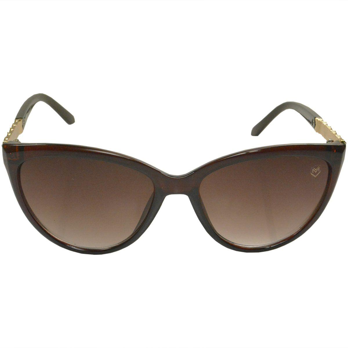 Óculos de Sol Mackage Gold Chain MK0075C2LN Marrom