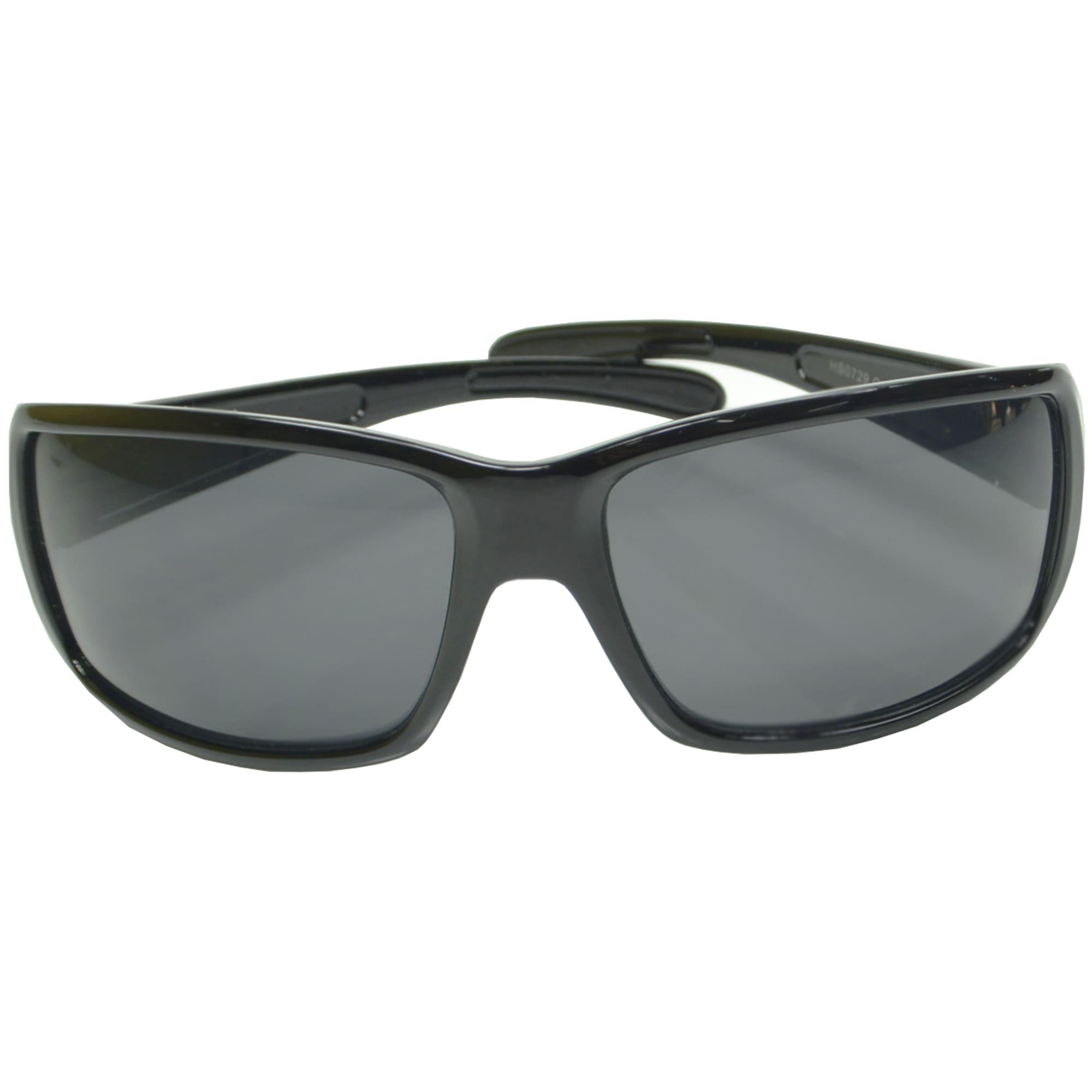 Óculos de Sol Mackage MK0729 Preto Vermelho