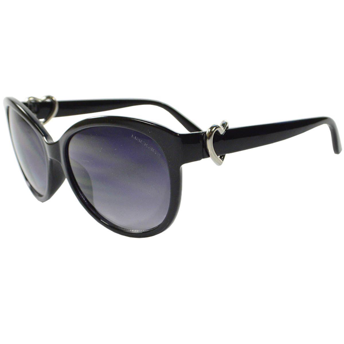 Óculos De Sol Mackage Mk0m30 Preto