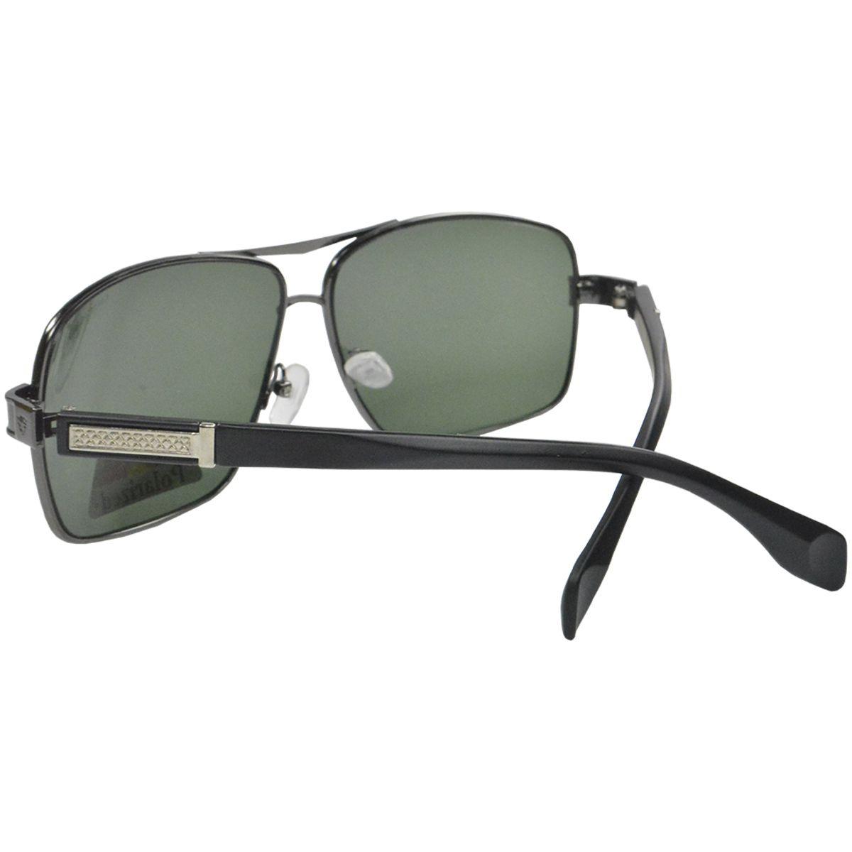 Óculos de Sol Mackage MK1008-5MDP Polarizado Grafite