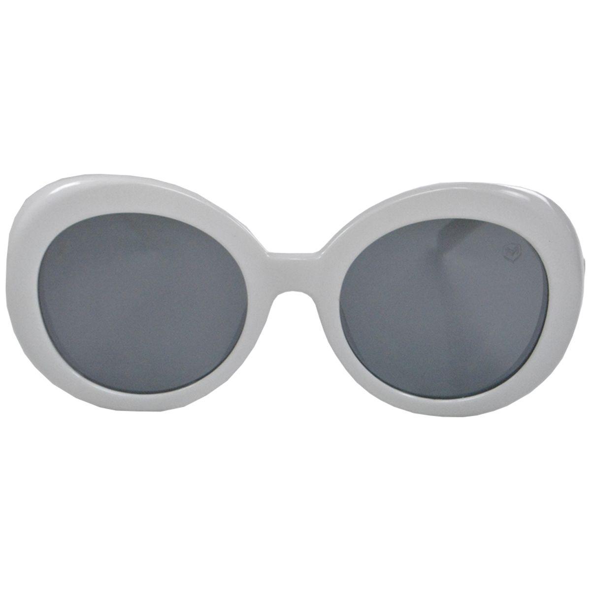 Óculos de Sol Mackage MK1783C4 Branco Lente Preta