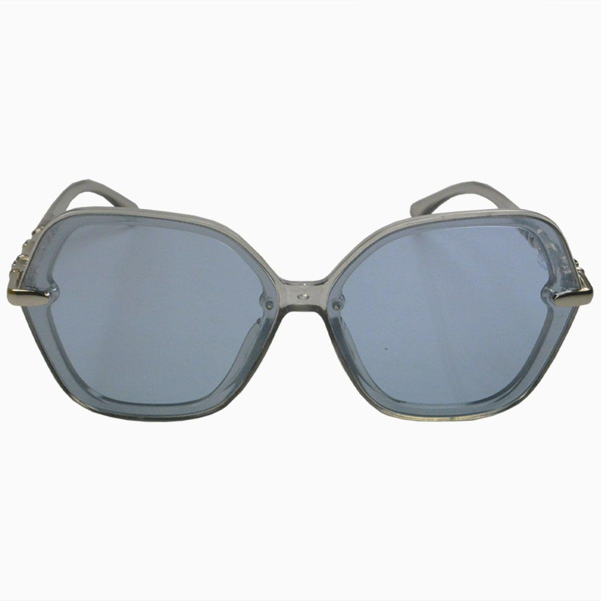 Óculos de Sol Mackage Feminino Acetato Retangular Rimless