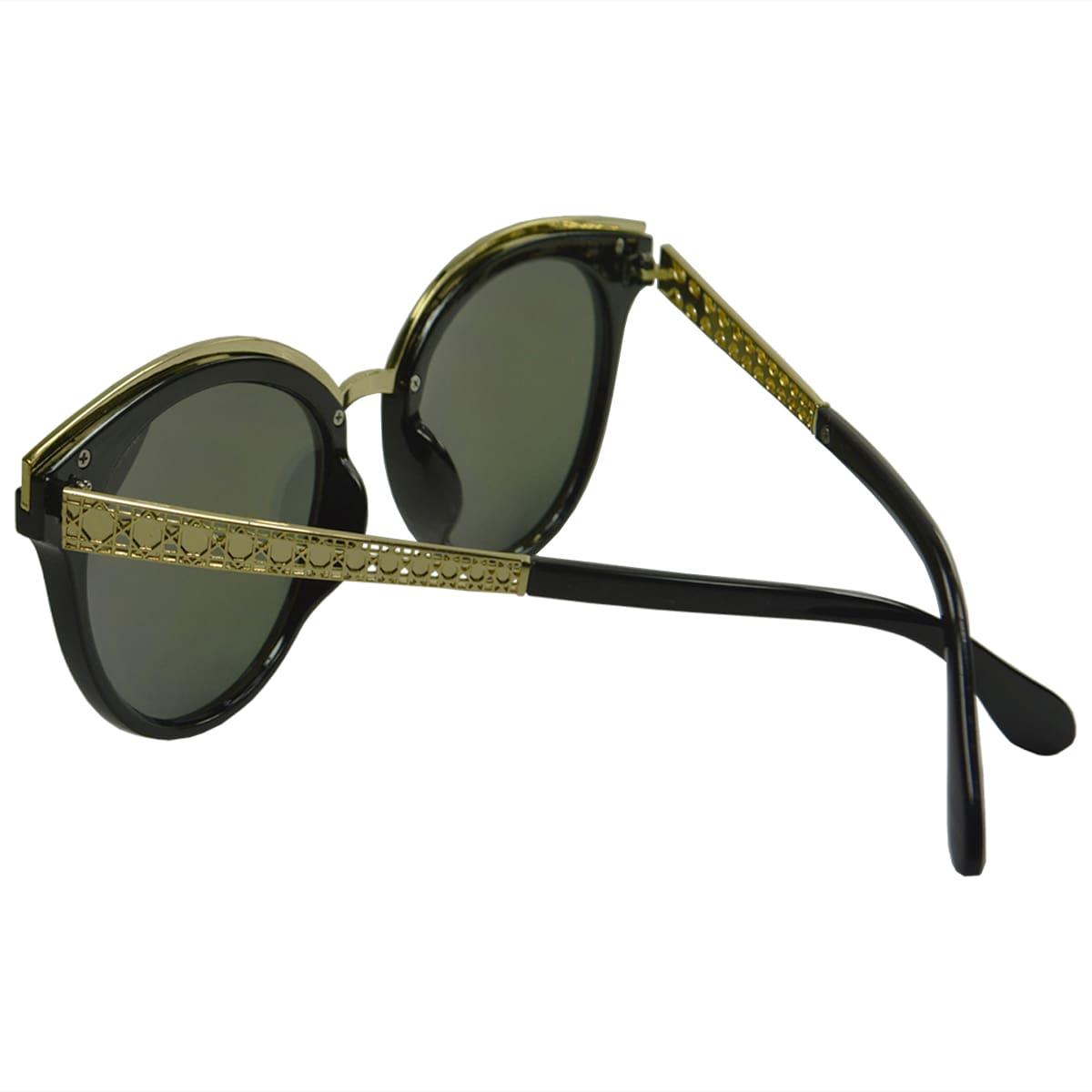 Óculos de Sol Mackage MK2001 Preto
